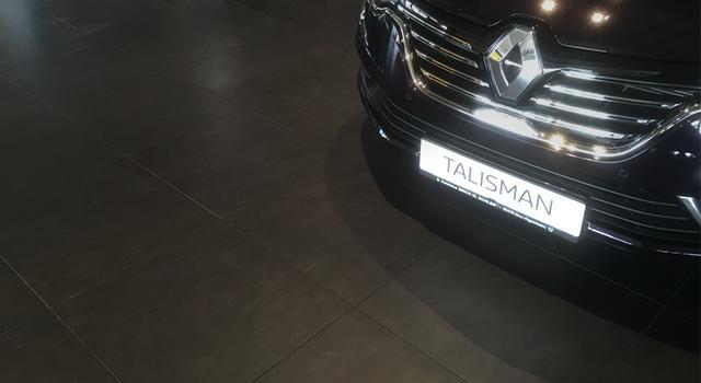 Renault von Vorne